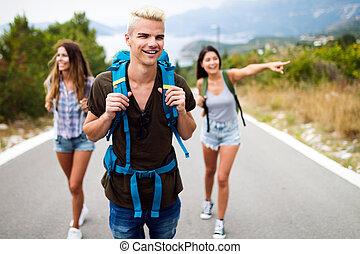 のまわり, 会社, 情報通, 旅行, 世界, 友人, 幸せ