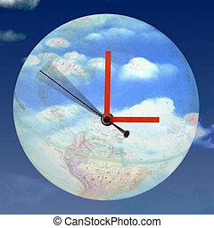 のまわり, 時計
