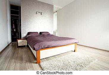 の の中, ∥, 寝室
