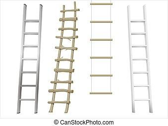 はしご, 別, セット