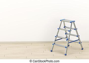はしご, 部屋