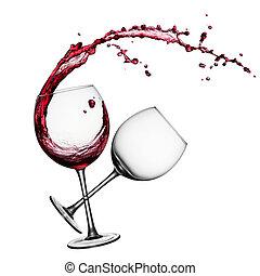 はねる, 赤ワイン