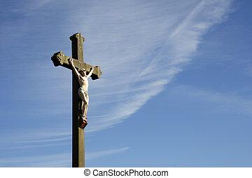 はりつけ, 彫刻, キリスト, イエス・キリスト