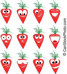 ばかばかしい, 表現, の, ∥, 人, の, 野菜, そして, フルーツ