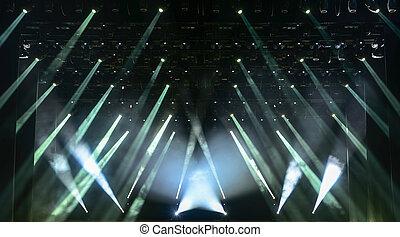 ほんの少し, ライト, コンサート