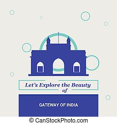 ∥ましょう∥, 美しさ, 国民, インド, maharashtra, 探検しなさい, 出入口, ランドマーク