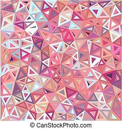 まだらである, 抽象的, 三角形, 背景