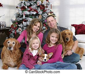 もう1(つ・人), 家族の クリスマス