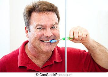 よい, 歯科 衛生学