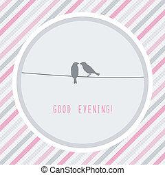 よい, evening3