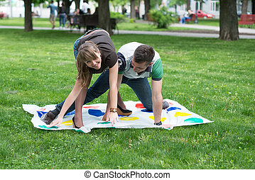 より手, プレーしなさい, 幸せ, わずかしか, 生徒, 公園, 屋内, 幼稚園, ゲーム, 美しい