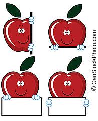 りんご, アイコン