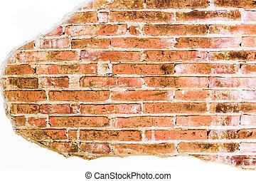 れんが, 背景, 壁, 手ざわり