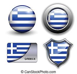 アイコン, ギリシャ