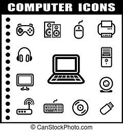 アイコン, コンピュータ