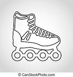 アイコン, スケート