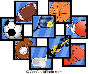 アイコン, スポーツ