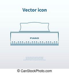アイコン, ピアノ