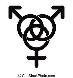 アイコン, 家族, 同性愛