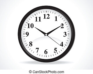 アイコン, 時計, 抽象的