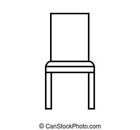 アイコン, 椅子