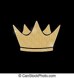 アイコン, 金の王冠