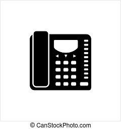 アイコン, 電話, 電話