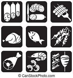 アイコン, 食物, 1), (part