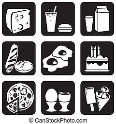 アイコン, 食物, 3), (part