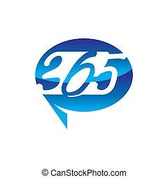 アイコン, balloon, ロゴ, 無限点, デザイン, イラスト, コミュニケーション, 365
