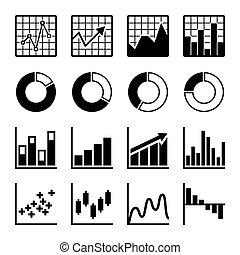 アイコン, infographic, ビジネス