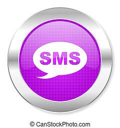 アイコン, sms