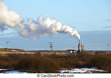 アイスランド, 地熱 エネルギー