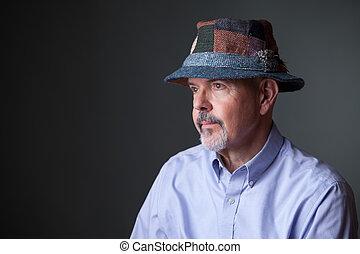 アイルランド, 帽子, 人