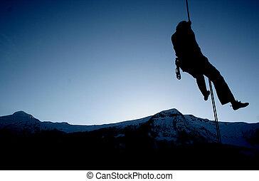 アウト。, hangin'