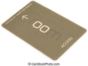 アクセス, カード