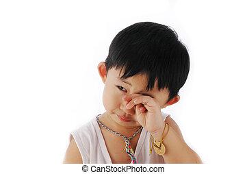 アジア人, 子供