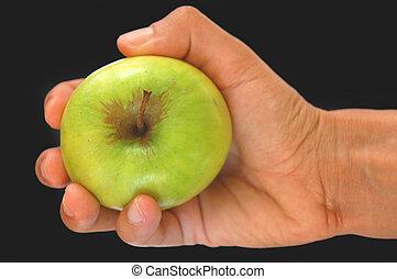 アップル, 手