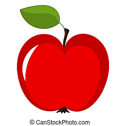 アップル, 赤