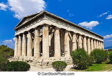アテネ, 古代, アゴラ, ギリシャ