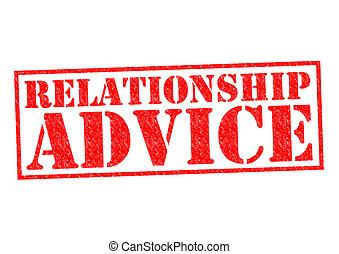 アドバイス, 関係