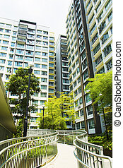 アパート, シンガポール, 政府