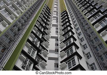 アパート, tat, 財産, 建物