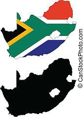 アフリカ, 南