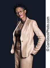 アフリカ, 女性実業家, アメリカ人