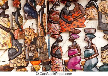 アフリカ, 芸術