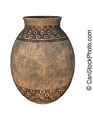 アフリカ, 陶器