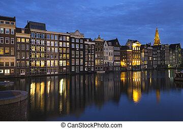アムステルダム, 場所, 有名