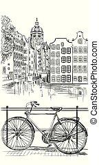 アムステルダム, 自転車