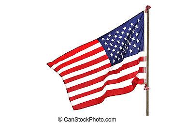 アメリカの旗
